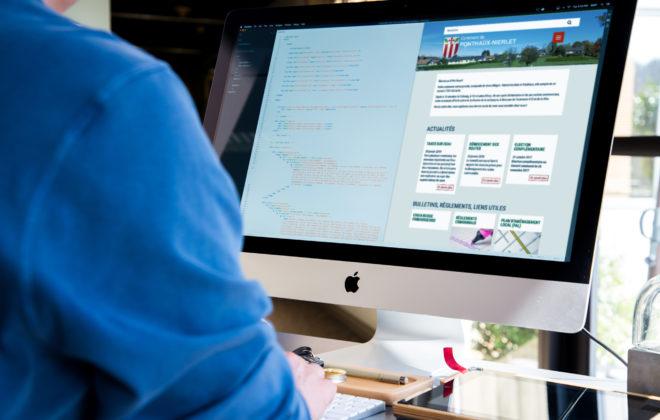 Développement site internet BMP