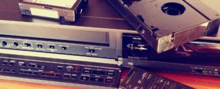 VHS Hi8 BMP