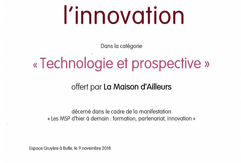 Prix de l'innovation MSP